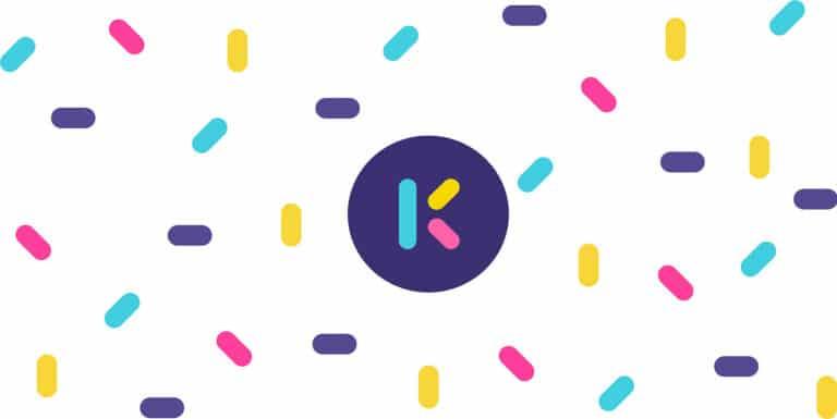 L'inspiration du logo de Kolegz et du concept des desserts
