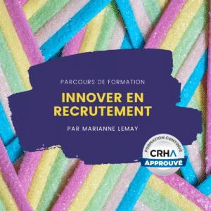 Innover en recrutement (mai)