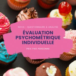 Évaluation psychométrique individuelle