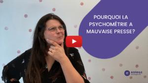 Read more about the article Pourquoi la psychométrie a mauvaise presse?